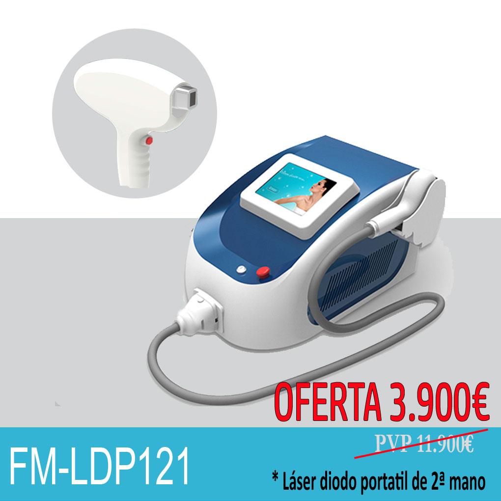 LASER DIODO PORTATIL FM-LDP121 (2ª mano) marzo 2019